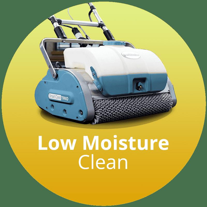 low moisture
